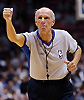 NBA Game 6 Lakers Kings ref Dick Bavetta